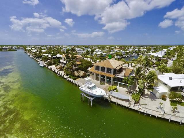 1108 Venetian Boulevard, Plantation Key, FL 33036 (MLS #591071) :: Key West Luxury Real Estate Inc