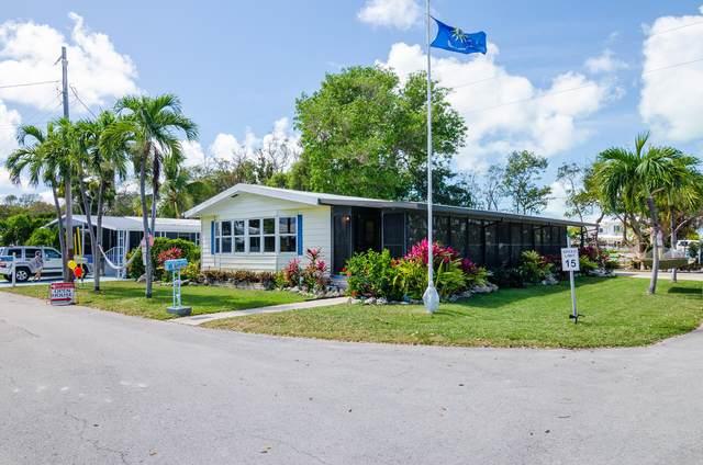 800 S Emerald Drive, Key Largo, FL 33037 (MLS #591084) :: Born to Sell the Keys