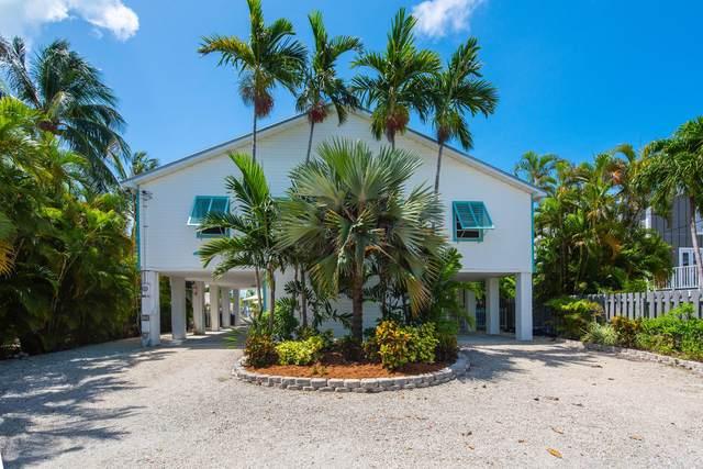 1092 Bay Drive, Summerland Key, FL 33042 (MLS #591092) :: KeyIsle Realty
