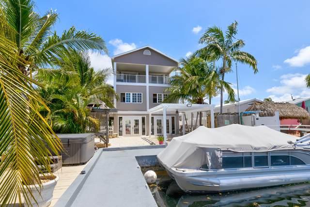 720 Boyd Drive, Key Largo, FL 33037 (MLS #591094) :: KeyIsle Realty