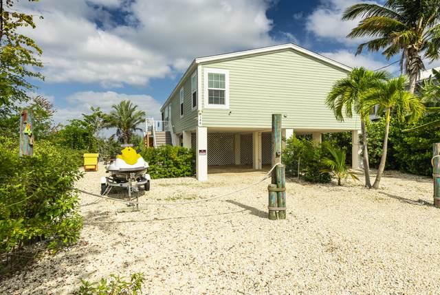 144 Newfound Boulevard, Big Pine Key, FL 33043 (MLS #591097) :: Born to Sell the Keys