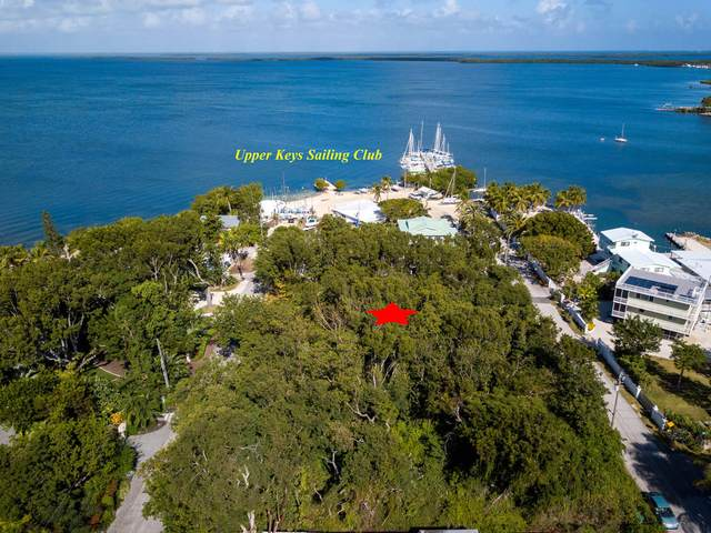 107 Point Pleasant Drive, Key Largo, FL 33037 (MLS #591099) :: Born to Sell the Keys