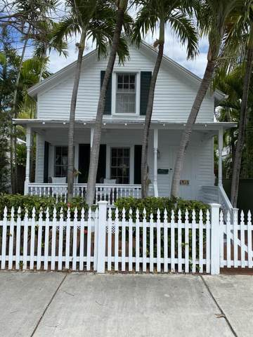 615 Frances Street, Key West, FL 33040 (MLS #591106) :: Born to Sell the Keys