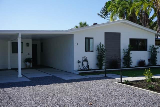 13 Bougainvillea Avenue, Key Haven, FL 33040 (MLS #591112) :: Key West Luxury Real Estate Inc