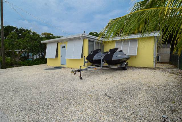 38 Pirates Drive, Key Largo, FL 33037 (MLS #591123) :: Born to Sell the Keys