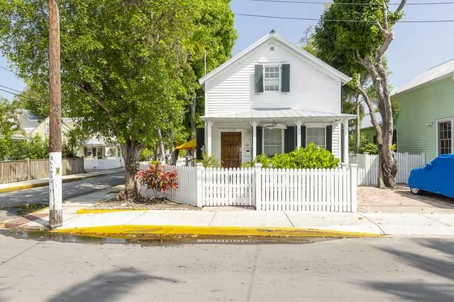 1119 Olivia Street, Key West, FL 33040 (MLS #591132) :: Born to Sell the Keys