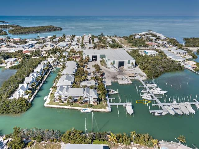 12399 Overseas Highway #37, Marathon, FL 33050 (MLS #591149) :: Jimmy Lane Home Team