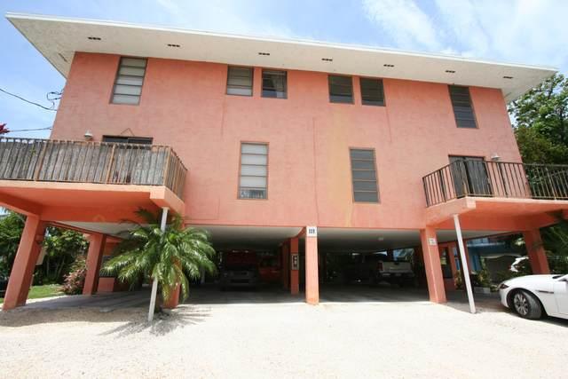 111 Stirrup Key Road 2B2, Marathon, FL 33050 (MLS #591175) :: Key West Luxury Real Estate Inc