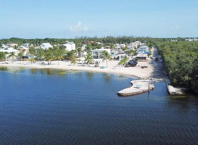 87 Avenue A, Key Largo, FL 33037 (MLS #591185) :: Key West Luxury Real Estate Inc