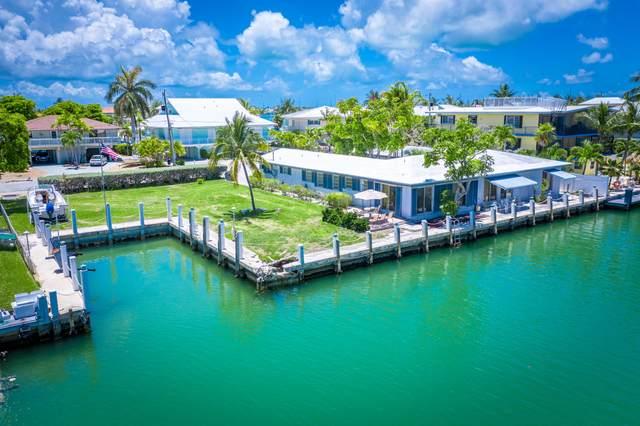 760 10th Street, Key Colony, FL 33051 (MLS #591188) :: Key West Luxury Real Estate Inc