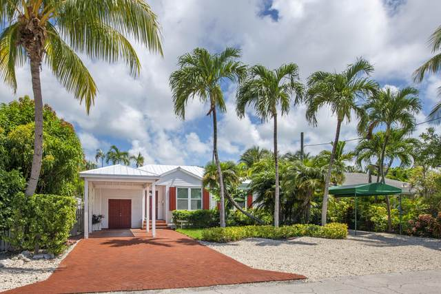2911 Staples Avenue, Key West, FL 33040 (MLS #591200) :: Key West Luxury Real Estate Inc