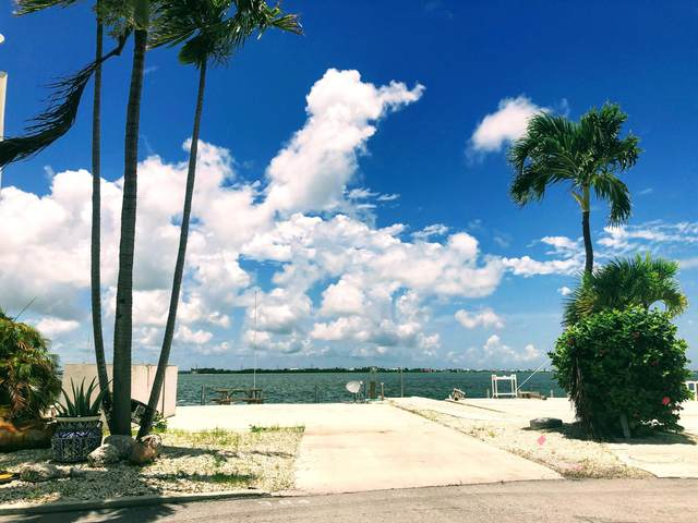 701 Spanish Main Drive #384, Cudjoe Key, FL 33042 (MLS #591227) :: Coastal Collection Real Estate Inc.