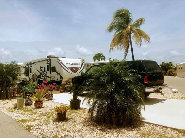 701 Spanish Main Drive #555, Cudjoe Key, FL 33042 (MLS #591254) :: Jimmy Lane Home Team
