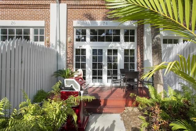 101 Front Street #24, Key West, FL 33040 (MLS #591272) :: Key West Luxury Real Estate Inc