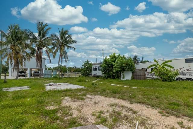 470 105th Street Ocean, Marathon, FL 33050 (MLS #591304) :: Key West Luxury Real Estate Inc
