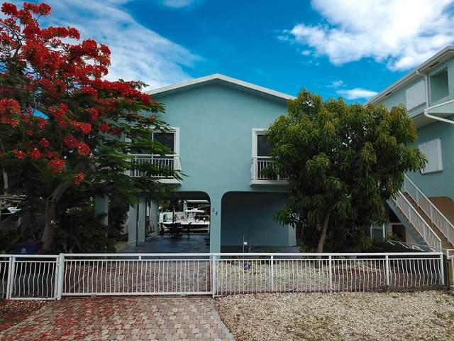 28 Avenue E, Key Largo, FL 33037 (MLS #591320) :: Key West Luxury Real Estate Inc