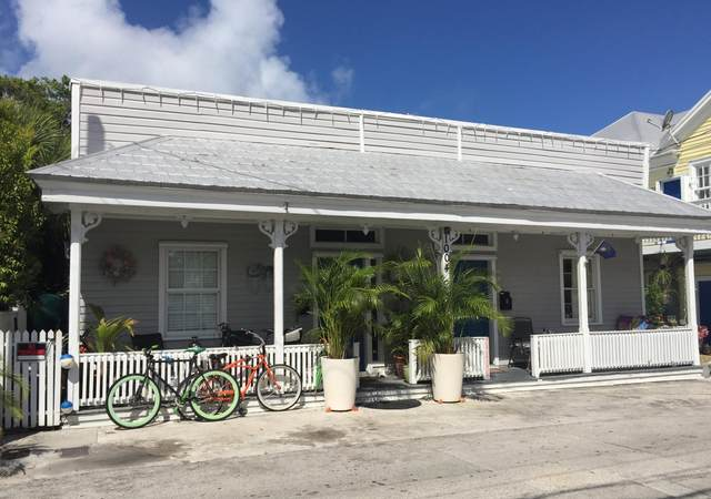 1004 Watson Street, Key West, FL 33040 (MLS #591357) :: Key West Luxury Real Estate Inc