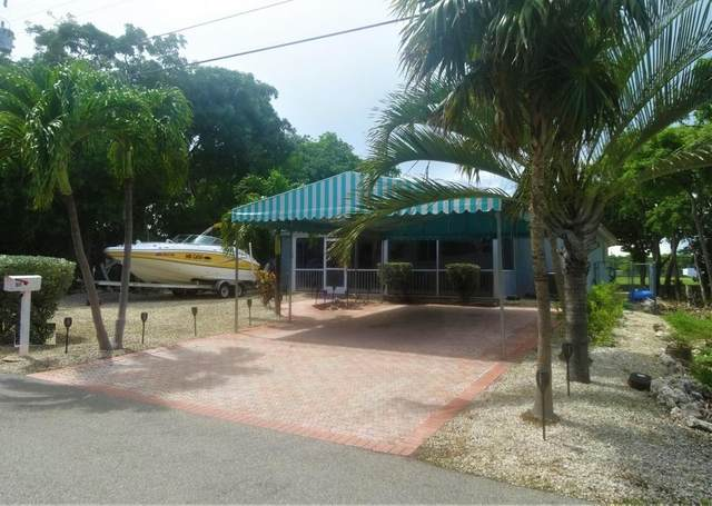 169 Plantation Shores Drive, Plantation Key, FL 33070 (MLS #591424) :: Brenda Donnelly Group