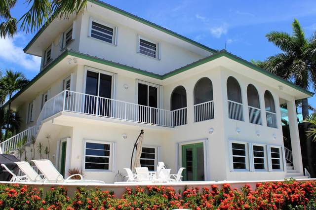 124 S Indies Drive, Duck Key, FL 33050 (MLS #591431) :: Key West Luxury Real Estate Inc