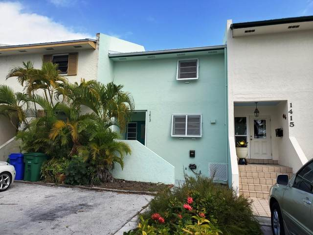 1413 12Th Street, Key West, FL 33040 (MLS #591486) :: Key West Luxury Real Estate Inc
