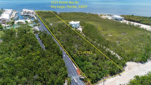 1515 Ocean Bay Drive, Key Largo, FL 33037 (MLS #591495) :: Jimmy Lane Home Team