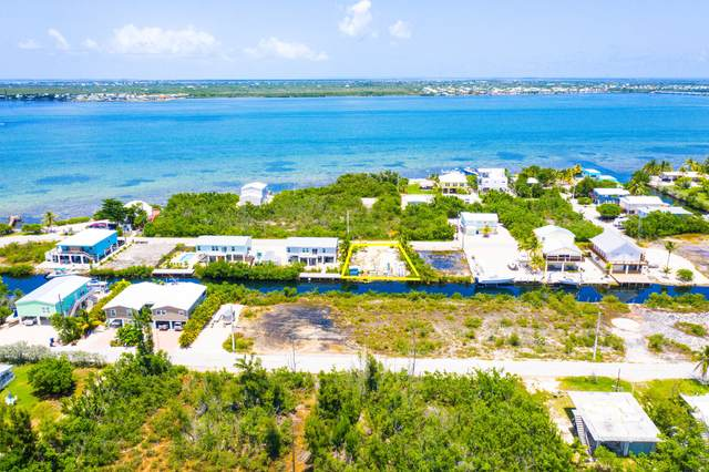 756 Jamaica Lane, Little Torch Key, FL 33042 (MLS #591498) :: Jimmy Lane Home Team
