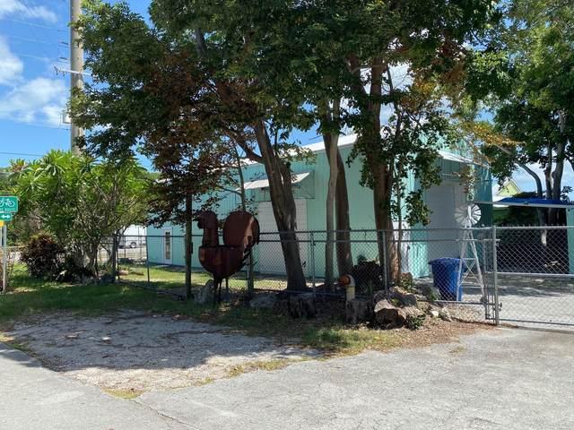 102001 Overseas Highway, Key Largo, FL 33037 (MLS #591504) :: Jimmy Lane Home Team