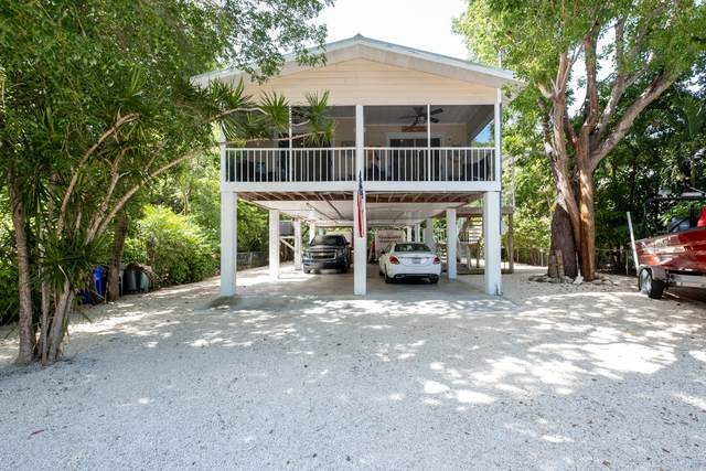 146 Fontaine Drive, Plantation Key, FL 33070 (MLS #591516) :: Brenda Donnelly Group