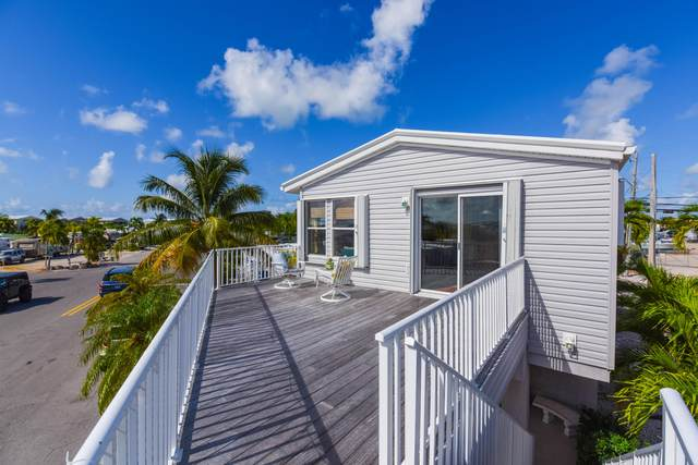 701 Spanish Main Drive #33, Cudjoe Key, FL 33042 (MLS #591532) :: Coastal Collection Real Estate Inc.
