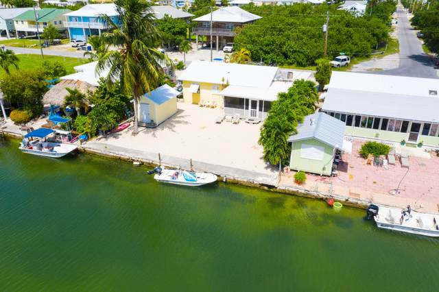 37 N Lake Drive, Summerland Key, FL 33042 (MLS #591563) :: Coastal Collection Real Estate Inc.
