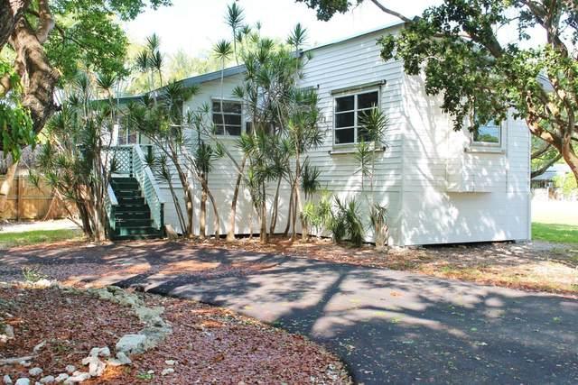 88963 Old Highway, Plantation Key, FL 33070 (MLS #591565) :: Brenda Donnelly Group