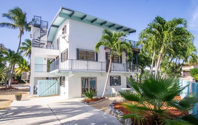303 Coco Plum Street, Duck Key, FL 33050 (MLS #591577) :: Key West Vacation Properties & Realty