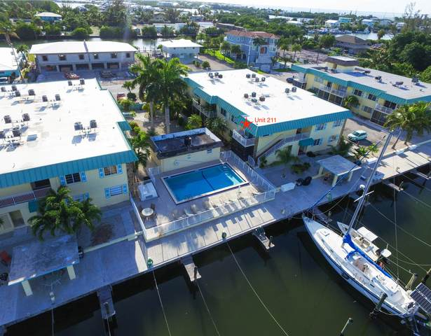 107 Avenue D #211, Marathon, FL 33050 (MLS #591598) :: Coastal Collection Real Estate Inc.