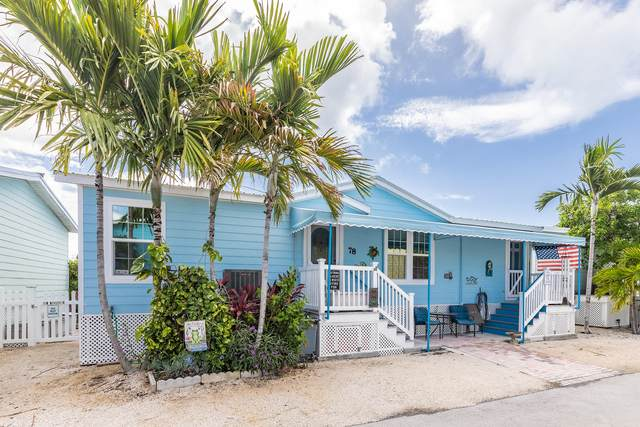 5031 5Th Avenue #78, Stock Island, FL 33040 (MLS #591655) :: Key West Luxury Real Estate Inc