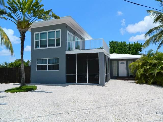 1287 W Shore Drive, Big Pine Key, FL 33043 (MLS #591684) :: KeyIsle Realty