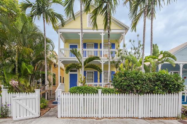 1405 Olivia Street, Key West, FL 33040 (MLS #591698) :: Key West Luxury Real Estate Inc