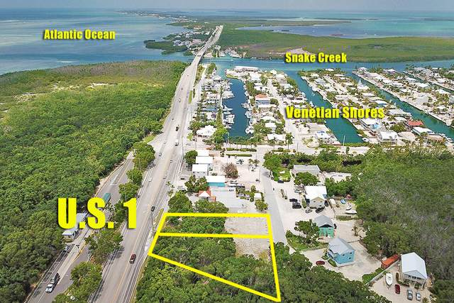 86004 Overseas Highway, Plantation Key, FL 33036 (MLS #591792) :: Brenda Donnelly Group