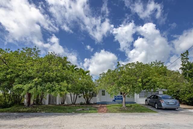 1 Beechwood Drive, Key Haven, FL 33040 (MLS #591814) :: Key West Luxury Real Estate Inc