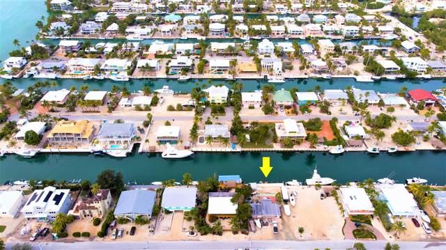 130 Palermo Drive, Plantation Key, FL 33036 (MLS #591874) :: Key West Luxury Real Estate Inc