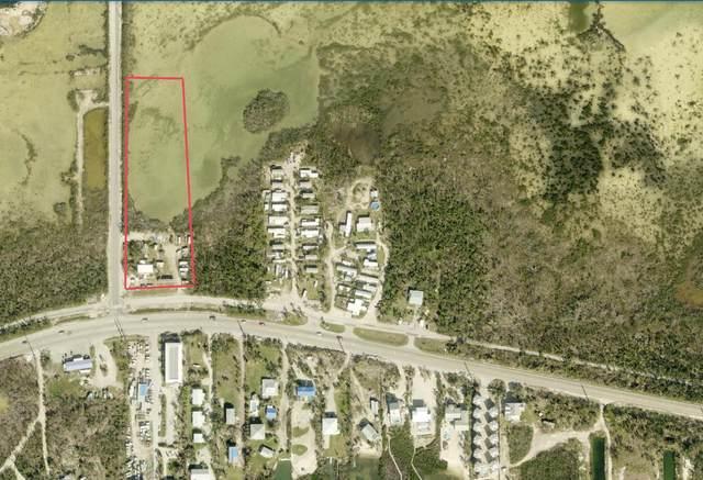 21423 Overseas Highway, Cudjoe Key, FL 33042 (MLS #591877) :: Key West Luxury Real Estate Inc
