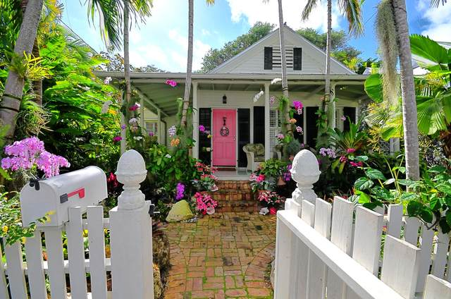 526 Frances Street, Key West, FL 33040 (MLS #591891) :: Key West Luxury Real Estate Inc