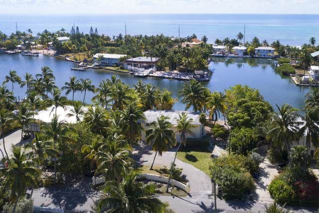 109 Sapodilla Drive, Lower Matecumbe, FL 33036 (MLS #591957) :: Key West Luxury Real Estate Inc