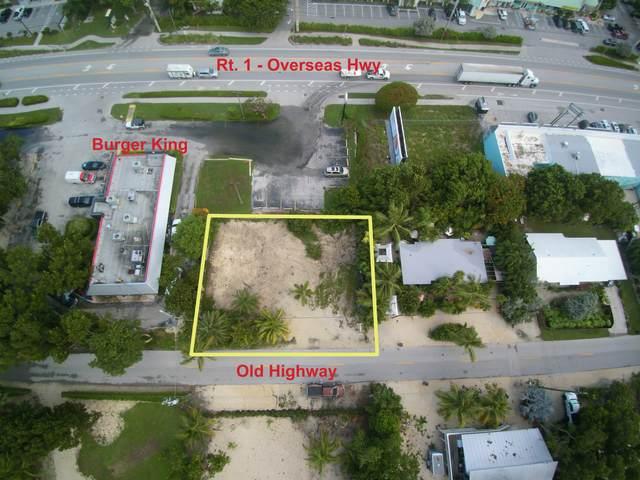 82192 Old Hwy Highway, Upper Matecumbe Key Islamorada, FL 33036 (MLS #591973) :: Coastal Collection Real Estate Inc.