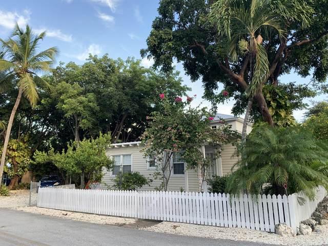121 Ocean Bay Drive, Key Largo, FL 33037 (MLS #591981) :: Coastal Collection Real Estate Inc.