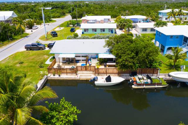 1411 Havelka Lane A & B, Big Pine Key, FL 33043 (MLS #591994) :: Jimmy Lane Home Team