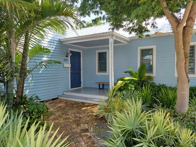 629 Elizabeth Street, Key West, FL 33040 (MLS #592000) :: Coastal Collection Real Estate Inc.