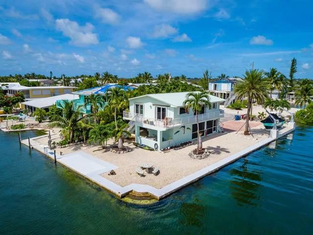 133 Blackbeard Road, Little Torch Key, FL 33042 (MLS #592004) :: Key West Luxury Real Estate Inc