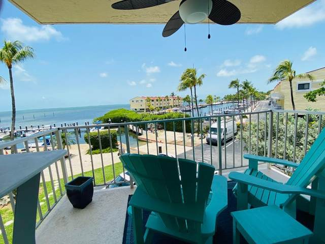 88500 Overseas Highway #209, Plantation Key, FL 33070 (MLS #592033) :: Key West Luxury Real Estate Inc