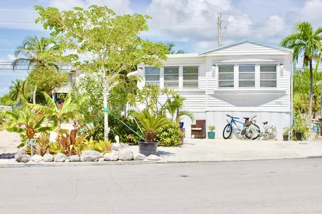 701 Spanish Main Drive #642, Cudjoe Key, FL 33042 (MLS #592132) :: Brenda Donnelly Group