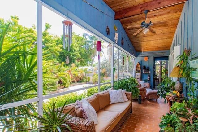 178 Coral Avenue, Plantation Key, FL 33070 (MLS #592181) :: KeyIsle Realty